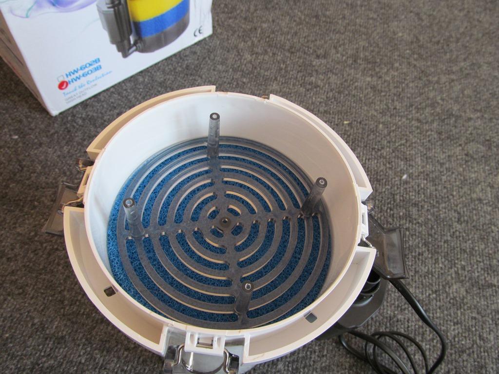 Sun-Sun Hw-603B Dış Filtre İncelemesi - Resimli Anlatım (14)