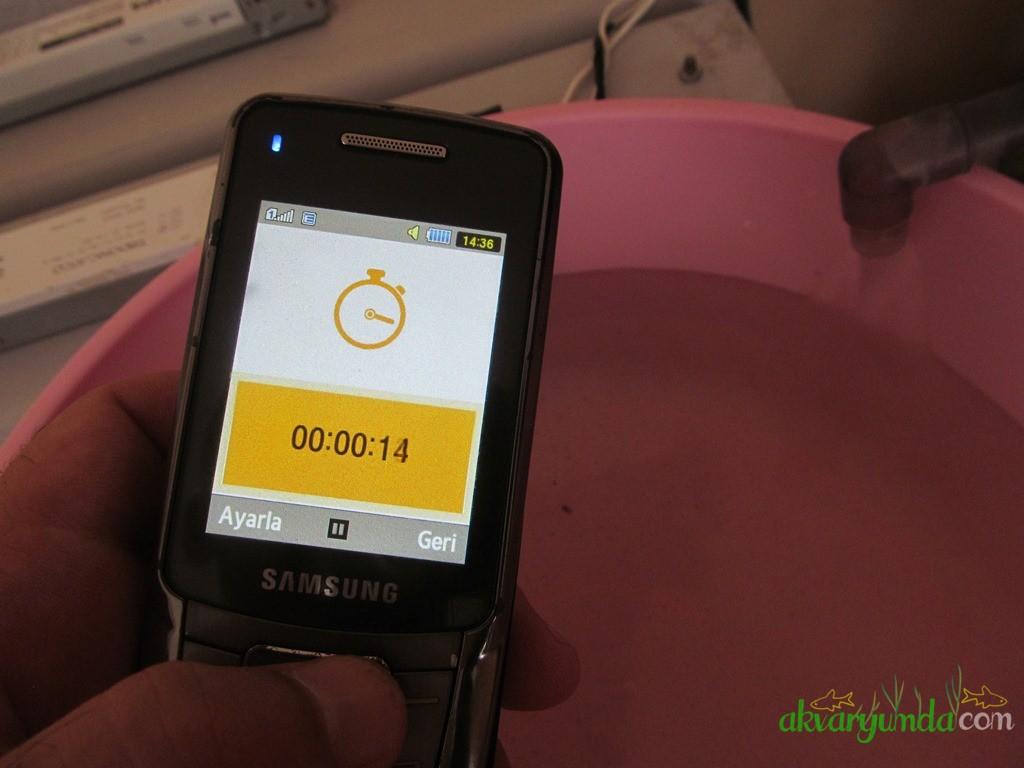 Sunsun Hw-603b Debi Testi - Resimli Anlatım-11